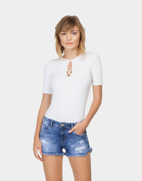 f969344115 Shorts Jeans Sunset Curto Jeans